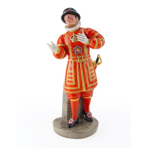 Colonel Fairfax HN2903 - Royal Doulton Figurine
