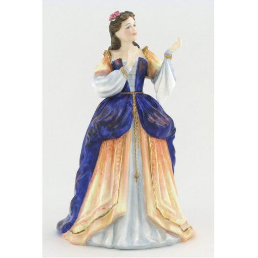 Desdemona HN3676 - Royal Doulton Figurine