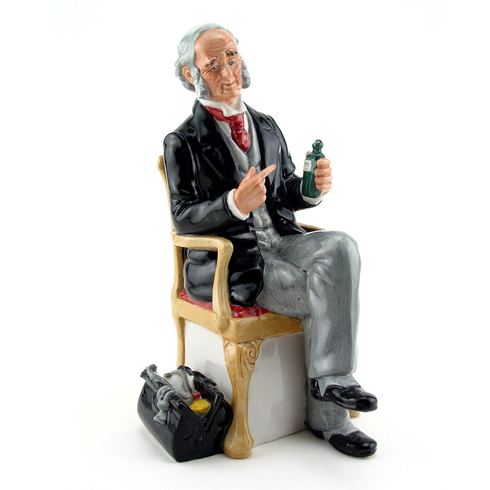 Doctor HN2858 - Royal Doulton Figurine