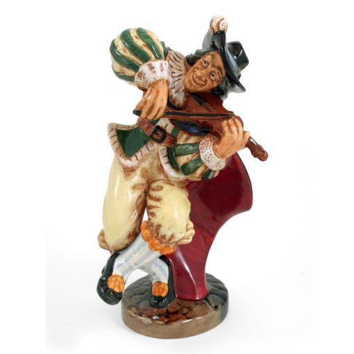 The Fiddler HN2171 - Royal Doulton Figurine