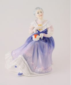 Happy Anniversary HN3097 - Royal Doulton Figurine
