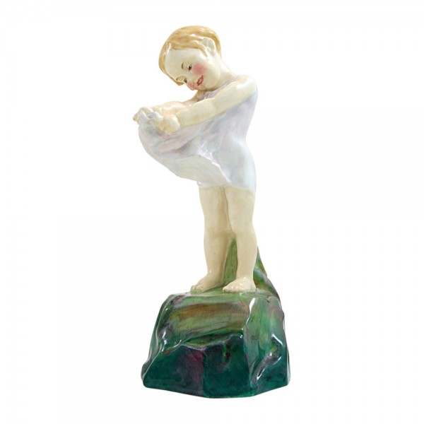 Here A Little Child I Stand HN1546 - Royal Doulton Figurine