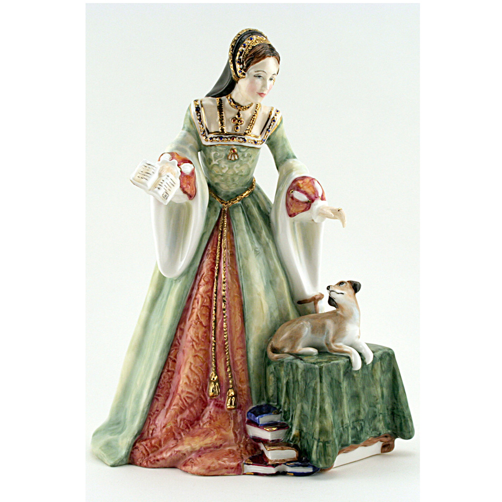 Lady Jane Grey HN3680 - Royal Doulton Figurine
