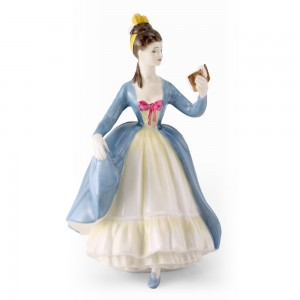 Leading Lady HN2269 - Royal Doulton Figurine