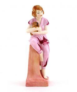 Lido Lady HN4247 - Royal Doulton Figurine
