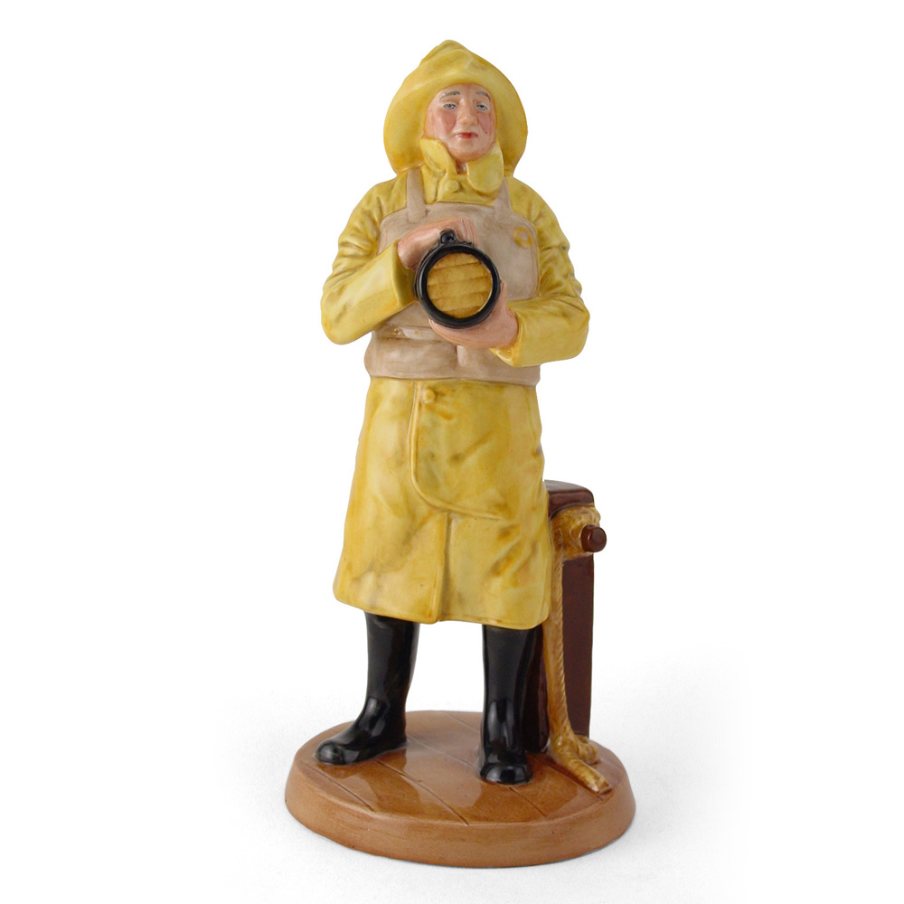 Lifeboat Man HN4570 - Royal Doulton Figurine