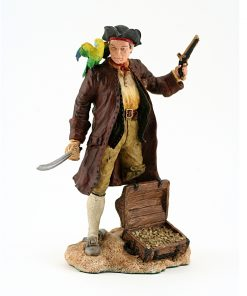 Long John Silver HN3719 - Royal Doulton Figurine