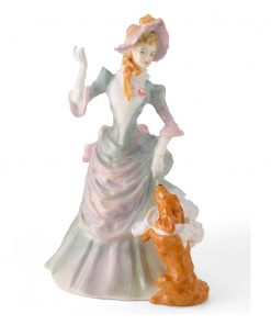 Loyal Friend HN3358 - Royal Doulton Figurine