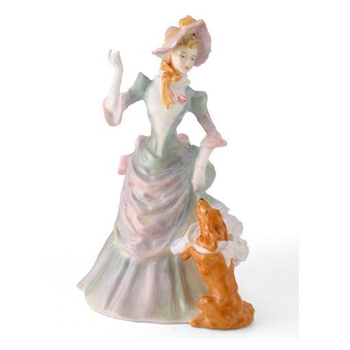 Loyal Friend HN3358 - Royal Doulton Figurine