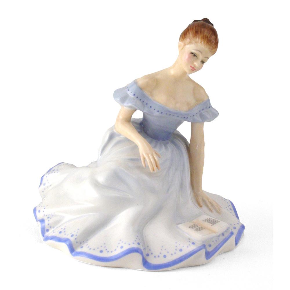Marjorie HN2788 - Royal Doulton Figurine