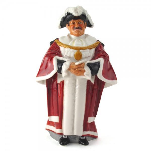 The Mayor HN2280 - Royal Doulton Figurine