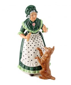 Old Mother Hubbard HN2314 - Royal Doulton Figurine