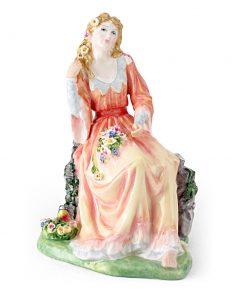 Ophelia HN3674 - Royal Doulton Figurine