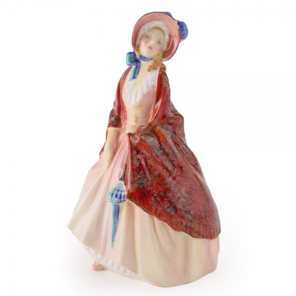 Paisley Shawl HN1988 - Royal Doulton Figurine
