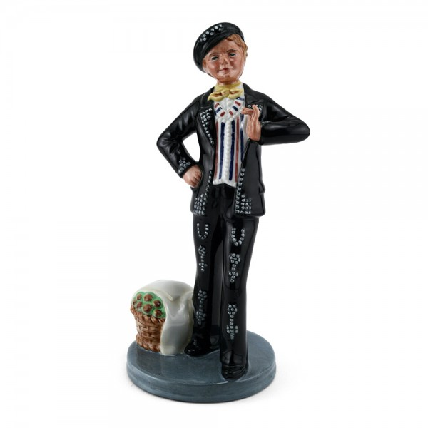 Pearly Boy HN2767 - Royal Doulton Figurine