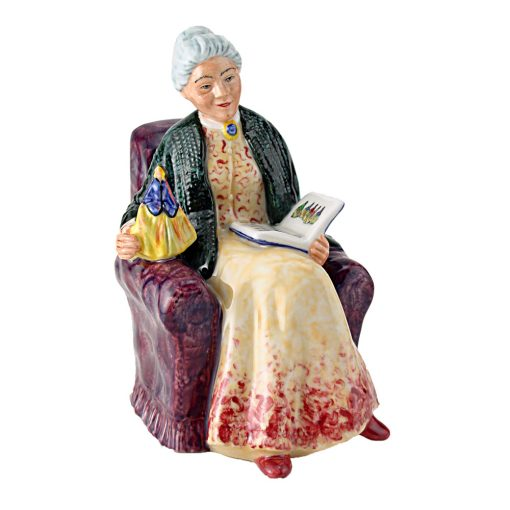 Prized Possession HN2942 - Royal Doulton Figurine