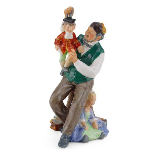 Puppetmaker HN2253 - Royal Doulton Figurine