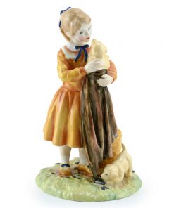 Puppy Love HN3371 - Royal Doulton Figurine