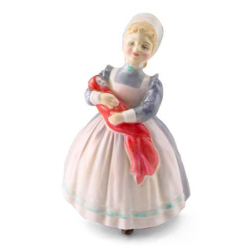 Rag Doll HN2142 - Royal Doulton Figurine
