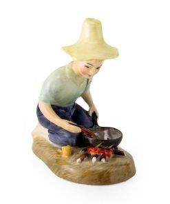 River Boy HN2128 - Royal Doulton Figurine