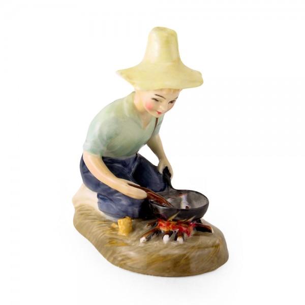 River Boy HN2128 - Royal Doulton Figurine