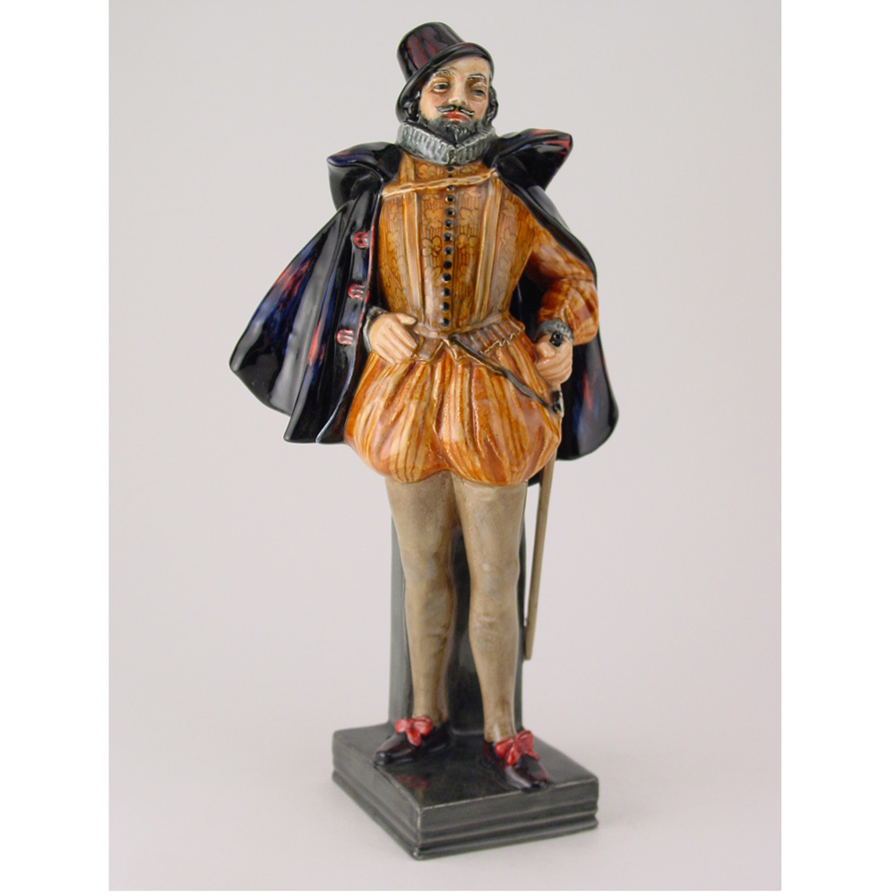 Sir Walter Raleigh HN1751 - Royal Doulton Figurine