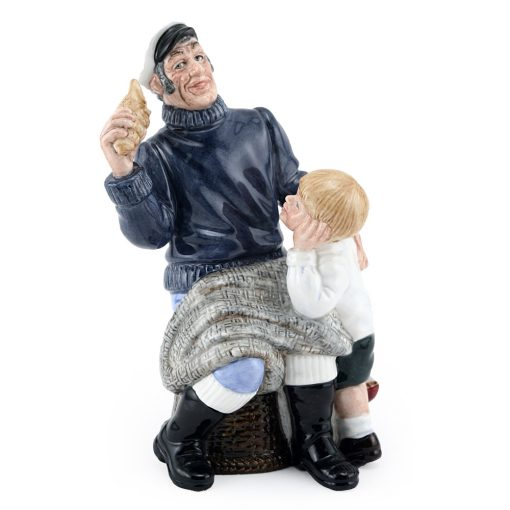 Song of the Sea HN2729 - Royal Doulton Figurine