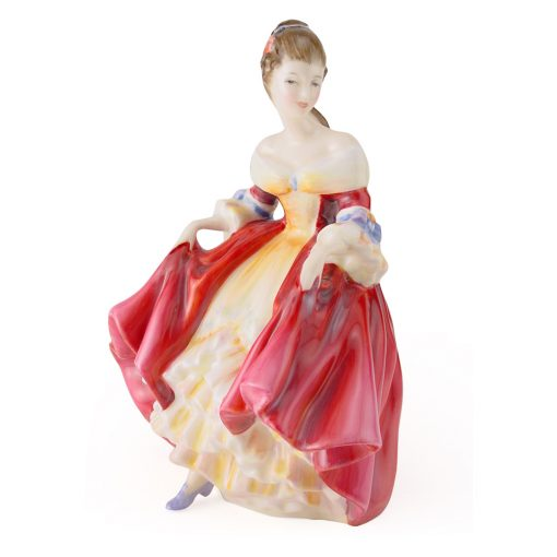 Southern Belle HN2229 - Royal Doulton Figurine