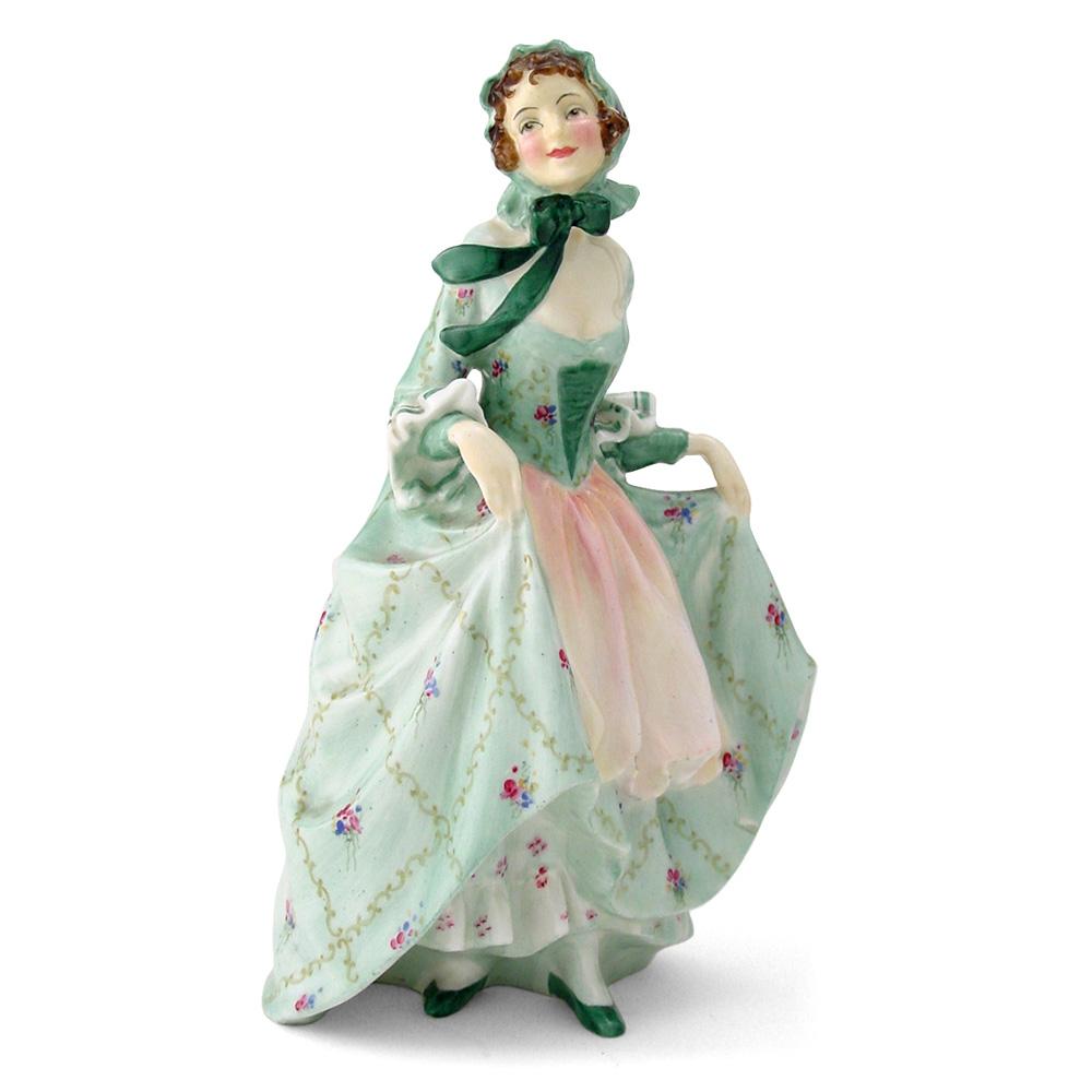 Suzette HN1696 - Royal Doulton Figurine