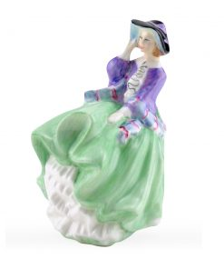 Top of the Hill HN2126 - Mini - Royal Doulton Figurine