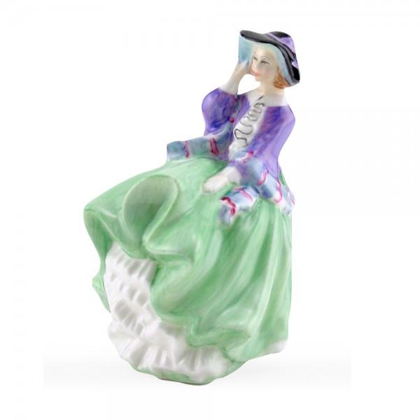 Top of the Hill HN2126 - Mini - Royal Doulton Figurine