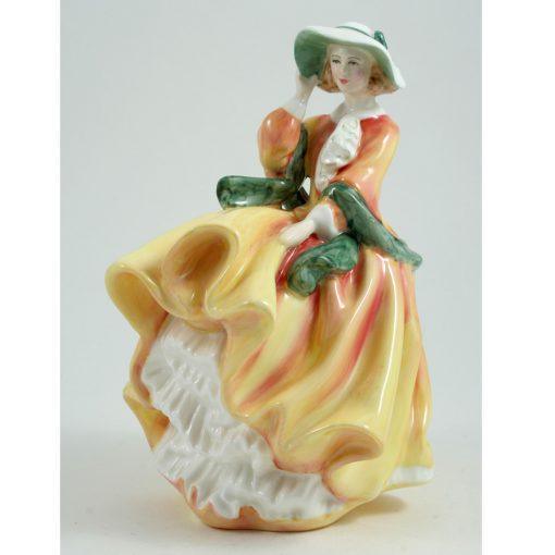 Top O' The Hill HN2127 - Royal Doulton Figurine