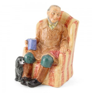 Uncle Ned HN2094 - Royal Doulton Figurine