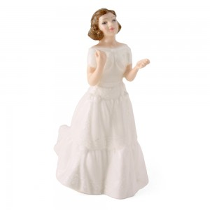 Welcome HN3764 - Royal Doulton Figurine