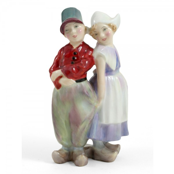 Willy Won't He HN2150 - Royal Doulton Figurine