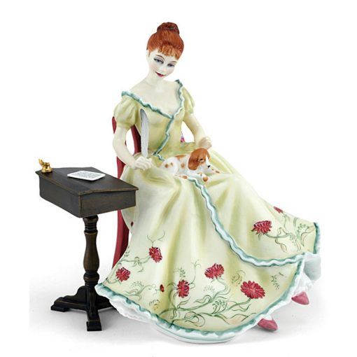 Writing HN3049 - Royal Doulton Figurine