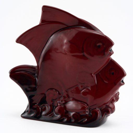 Flambé Shoal of Fish