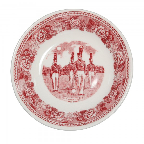 West Point Military Academy Small Round Dish