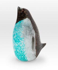 Small Penguin PG0106 - Viterra Art Glass