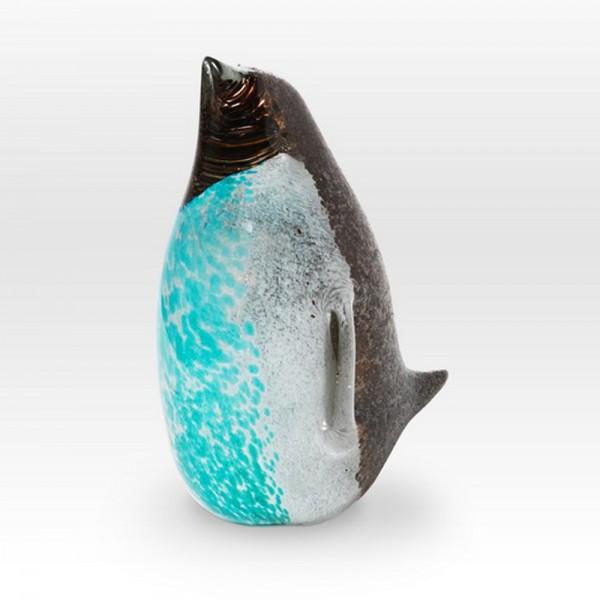 Small Penguin PG0106 - Viterra Art Glass