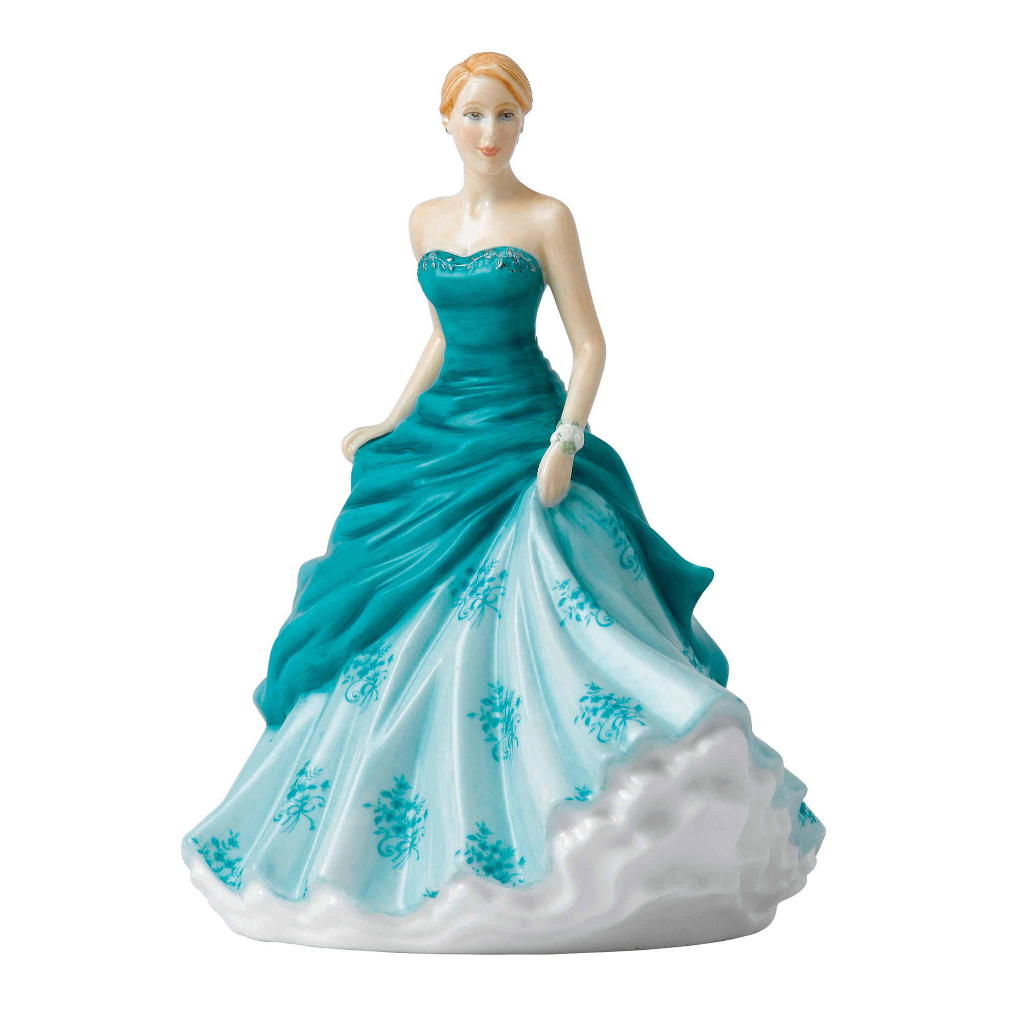 Abigail HN5773 - 2016 Petite Figure of the Year - Royal Doulton Figurine