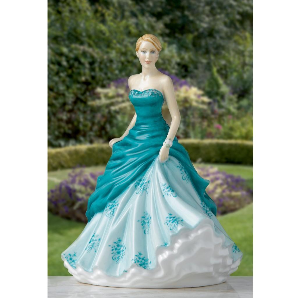 Abigail HN5773 - 2016 Petite Figure of the Year - Royal Doulton Figurine