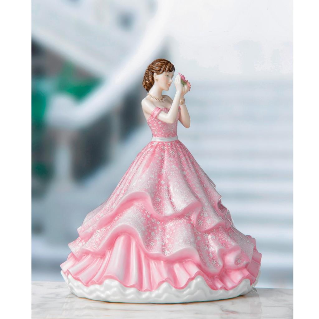 Happy Birthday 2016 HN5774 - Royal Doulton Figurine