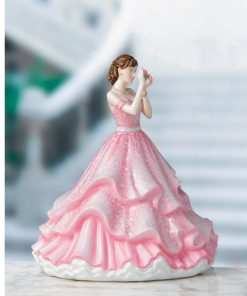 Happy Birthday 2016 HN5774 - Royal Doulton Figurine