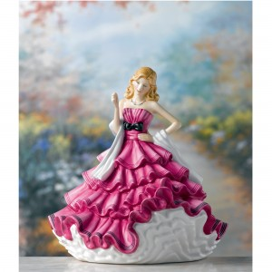 Rosie HN5775 - 2016 Michael Doulton Figure of the Year - Royal Doulton Figurine