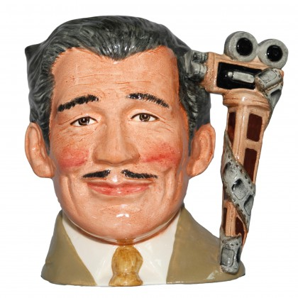 Clark Gable - Large - Royal Doulton Character Jug