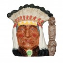 North American Indian (Okoboji 75th Anniversary Edition) - Large - Royal Doulton Character Jug
