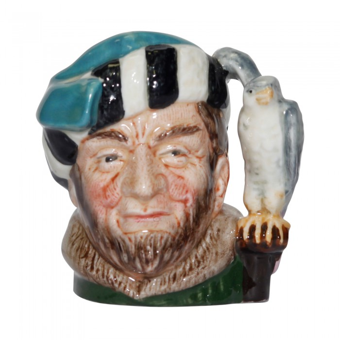 Falconer (Bone China) - Large - Royal Doulton Character Jug