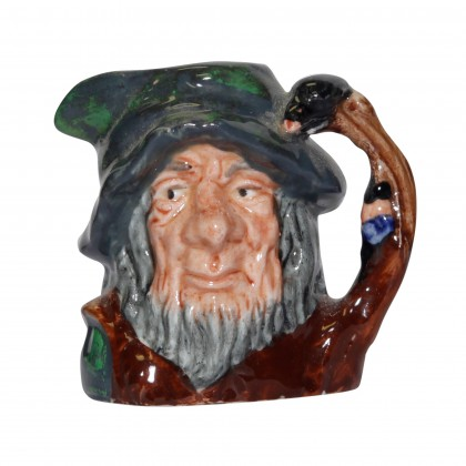 Rip Van Winkle (Bone China) - Mini - Royal Doulton Character Jug