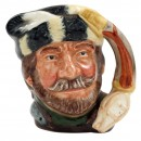 Trapper - Mini - Royal Doulton Character Jug